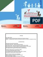 Programa de Educación Para El Ejercicio de Los Derechos Humanos Eduderechos_Subrayado