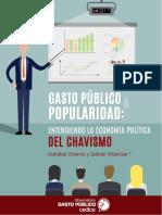 Gasto Público y Popularidad Entendiendo la economía política del chavismo - CEDICE.pdf