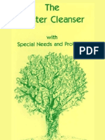 Stanley Burroughs - The Master Cleanser (Detox) With Special needs and problems.