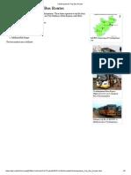 Visakhapatnam City Bus Routes