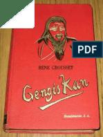 René Grusset - Gengis Kan