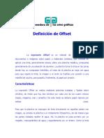 Definicion de Offset.doc