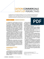 Negociation Commerciale Fondements Et Perspectives