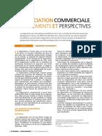 Negociation Commerciale Fondements Et Perspectives