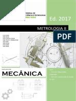 Apostila de Metrologia II (2017)