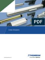 Linear Actuators Cten