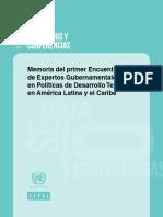 La Planificación Territorial en Venezuela