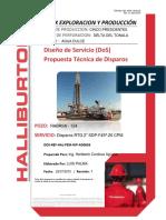 Propuesta Tecnica Disparos Rabasa 124_rtg 2_22 Julio 2015 Tem-mx-hal-wps-100a-Es_rev 1