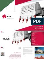 Catalogo Mtg España
