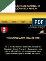 ExposicionMiriamPonceDINEBR Curricula