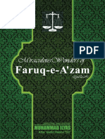 Miraculous Wonders of Faruq Al-A'Zam