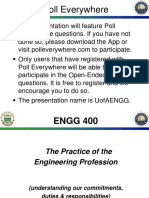 ENGG 400 - Week 2
