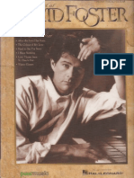 David Foster-The Best of David Foster (Book)