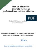 Tentinte+Profesionalizm