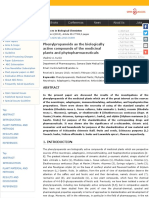 Phenylpropanoids as the biologically active compounds of the medicinal plants and phytopharmaceutica.pdf