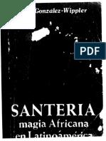 7 - Gonzalez Migene Santeria en Latinoamerica