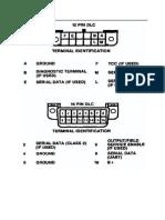 Conector DLC de 12 y 16 Pines