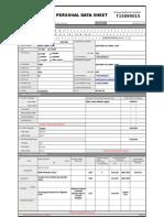 337800757 CSC FORM 212 Revised 2005 Personal Data Sheet TeacherPH Com