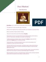 Complete Dasha Maha Mudras