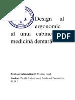 Ergonomia in cabinetul de medicină dentară.docx
