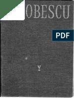 Alexandru Odobescu- Antichitățile Județului Romanați