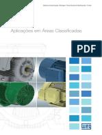 WEG Aplicacoes Em Areas Classificadas 50009268 Catalogo Portugues Br