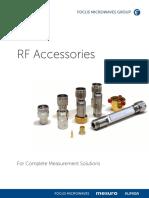 RF Accessories