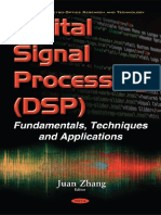 Digital Signal Processing by Zhang