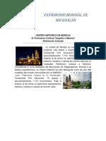 PATRIMONIO MUNDIAL DE MICHOACÁN.docx