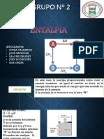 Grupo 2 - Entalpia