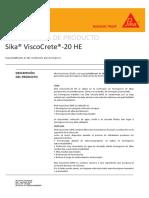 Sika® ViscoCrete®-20 HE