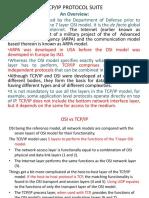 Tcp Ip Protocol Suite