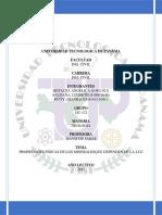 Lab. N°5. Geologia. Grupo 1IC-132
