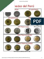 Monedas Peru