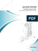 G4 Gym System Manual