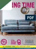 Spring Time Sale Brochure