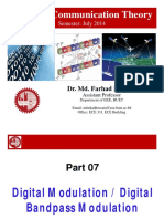 10. Part 07 Digital Modulations - EEE309