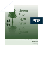 Green Eco Gym