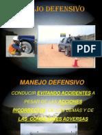 Presentaciones Antamina Manejo Defensivo Gilder