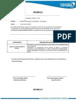 Informe Académico 4to Sec 2b