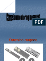 Corrosion Monitoring& Control