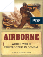 Osprey - General Military - Airborne - World War II Paratroopers in Combat