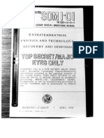 Majestic 12 Alien Operations Manual (papper Scaned)