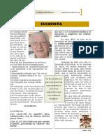 Eucaristia Por Guillermo Santome