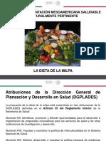 Dieta de La Milpa 11 08 2017