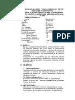 Silabo Agrotecnia II 1