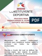 Presentación Constituyente Deportiva 310815 (1)