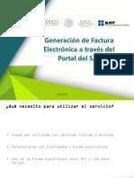 04 generaciónFacturaElectrónica SAT