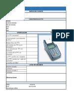 Checklist Tpv Bancomer