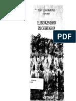 El Indigenismo en Chihuahua, Sariego Juan Luis 1998